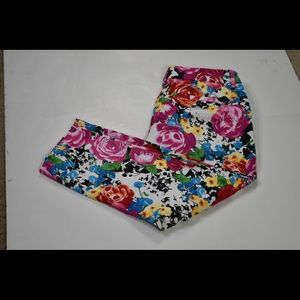 New and company women floral pant